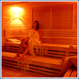 Hotels Prague, Sauna